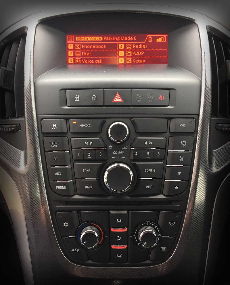 Hands Free Car Kits £165, supplied & fitted - Parking Made Easy